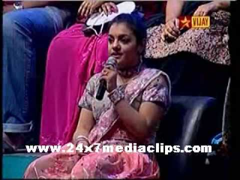 Ungalil Yaar Adutha Prabhudeva one on one round level 2 Vijay Tv Shows 19-03-2009 Part 5