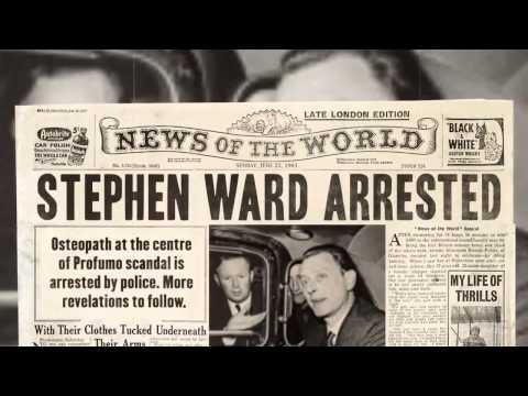 Stephen Ward, the new musical from Andrew Lloyd Webber