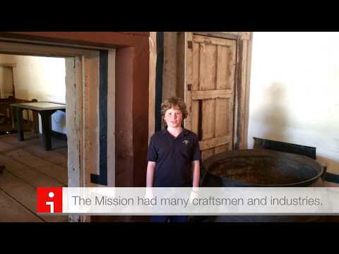 A tour of Mission San Juan Bautista