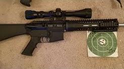 8mm Kurz AR-15 Build