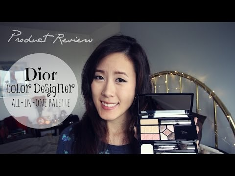 Dior Color Designer All-in-one Palette Review