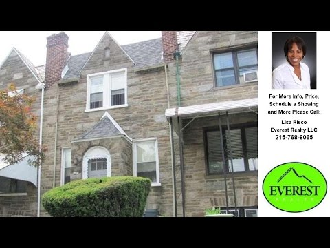 2208 W CHELTENHAM AVE, PHILADELPHIA, PA Presented by Lisa Risco.