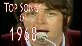 Top Songs of 1968