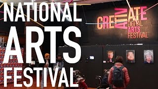 Creativate at National Arts Festival '19