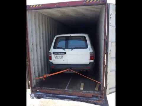 Steps of export cars, JORDAN, MEDEX MOVING ,  CAR SHIPPING, CAR LASHING, PACKING  AND SHIPPING CARS