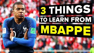 How to play like Mbappe   3 things you NEED to learn