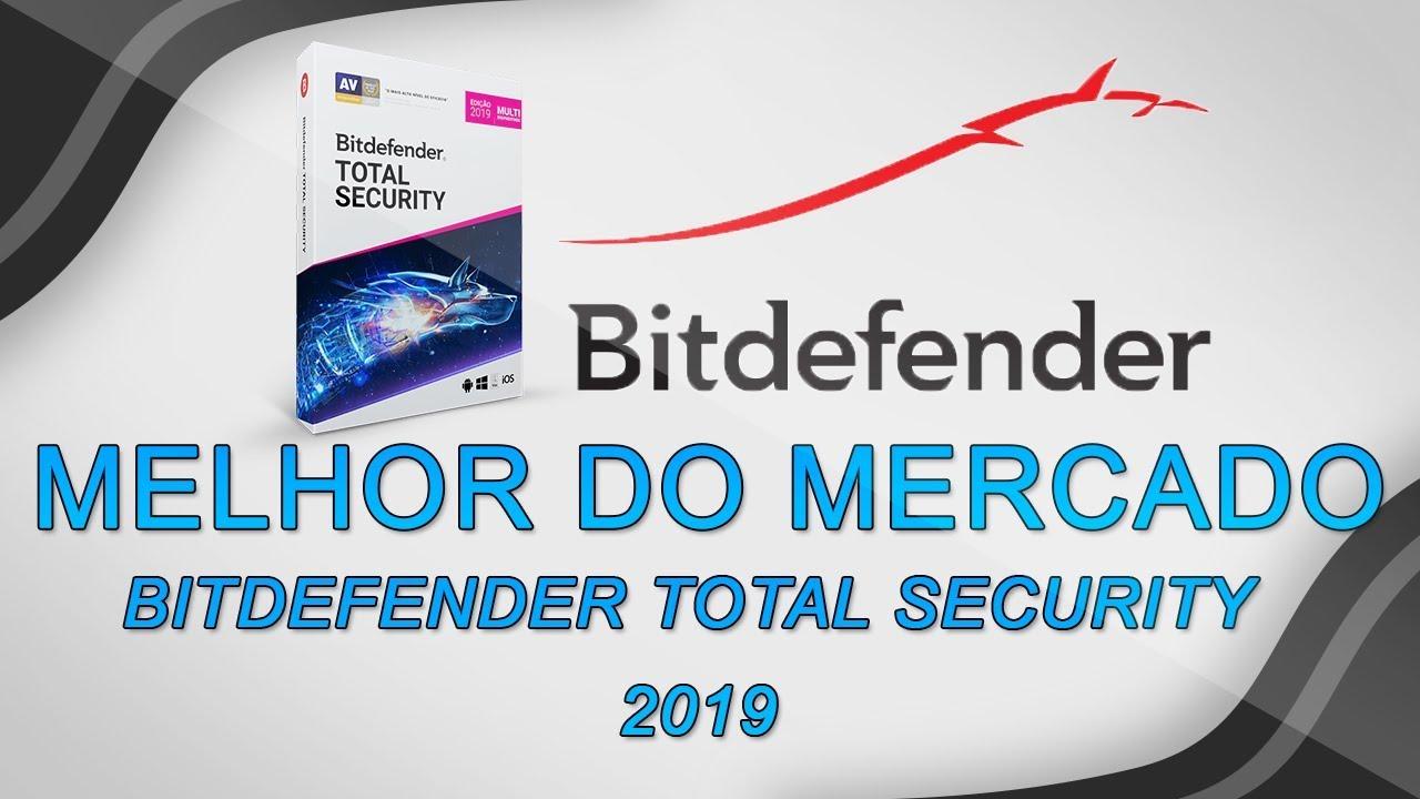 Bitdefender Total Security 2019 - Conheça o melhor antivírus do mercado