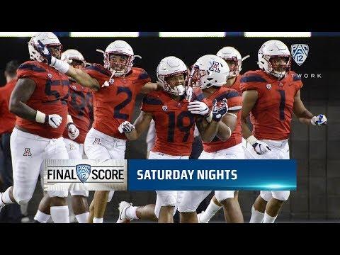 Highlights: Arizona football comes from behind, uses dominant defense to top Cal