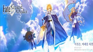 Fate Grand Order RPG by Netmarble Games Android Gameplay ᴴᴰ