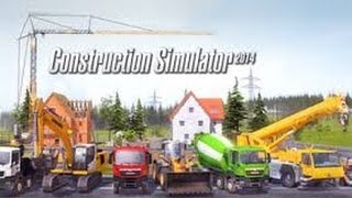 Best Simulator Game Construction 2014 GamePlay (HD)