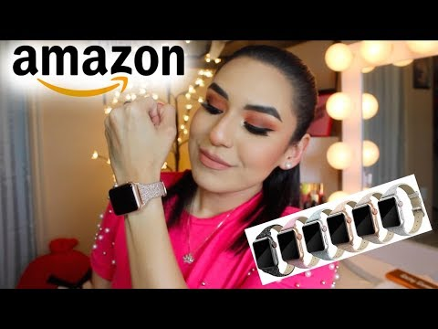 Amazon iWatch Band Review