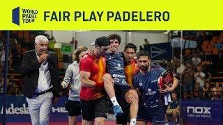 El Fair Play por encima de la rivalidad | World Padel Tour