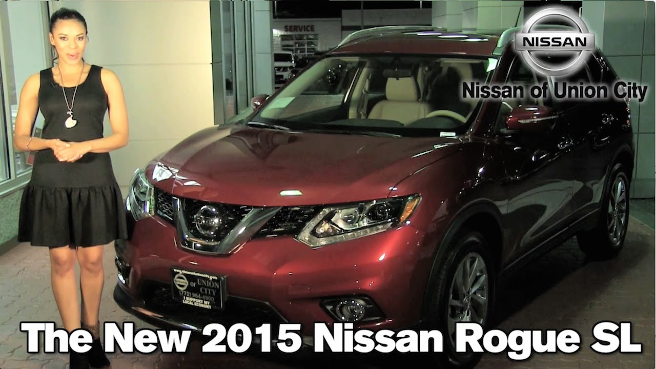Elegant The New 2015 Nissan Rogue   Union City, Atlanta, College Park, GA 2015  Nissan Rogue S SV SL