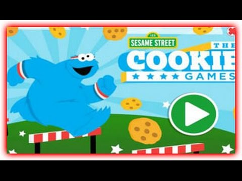 Sesame Street Games The Cookie Games Pbs Kids Games