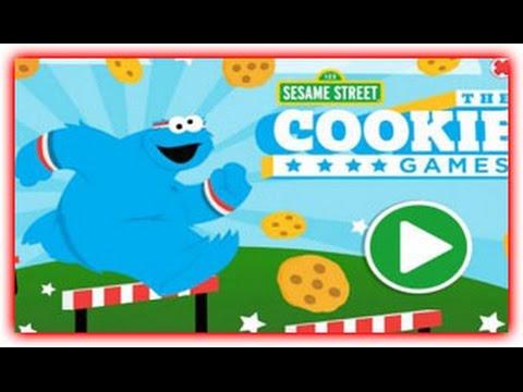 Sesame Street Games The Cookie Games Pbs Kids Games