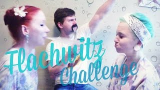 Flachwitz- Challenge feat. Cira Las Vegas & Kamilboy