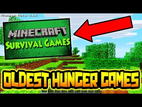OLDEST MINECRAFT HUNGER GAMES SERVER!!