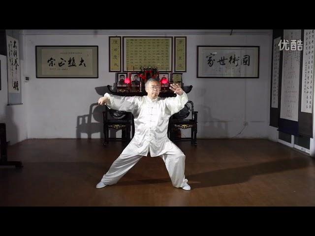 Chen Xiao Long  - Tai Chi style Chen Xiaojia Yilu