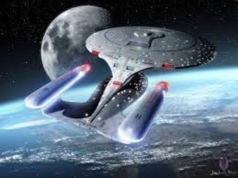 AMT 1/1400 USS Enterprise-D build part 2