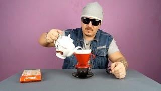 Кофеварка за 5$. Как приготовить молотый кофе без кофемашины