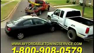 Affordable Towing TV Ad