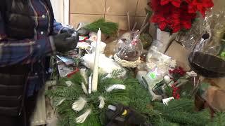 Jak zrobić stroik świąteczny