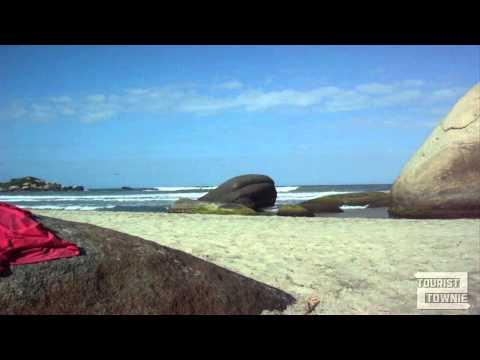 Tayrona National Park Beach on the Caribbean Coast of Colombia