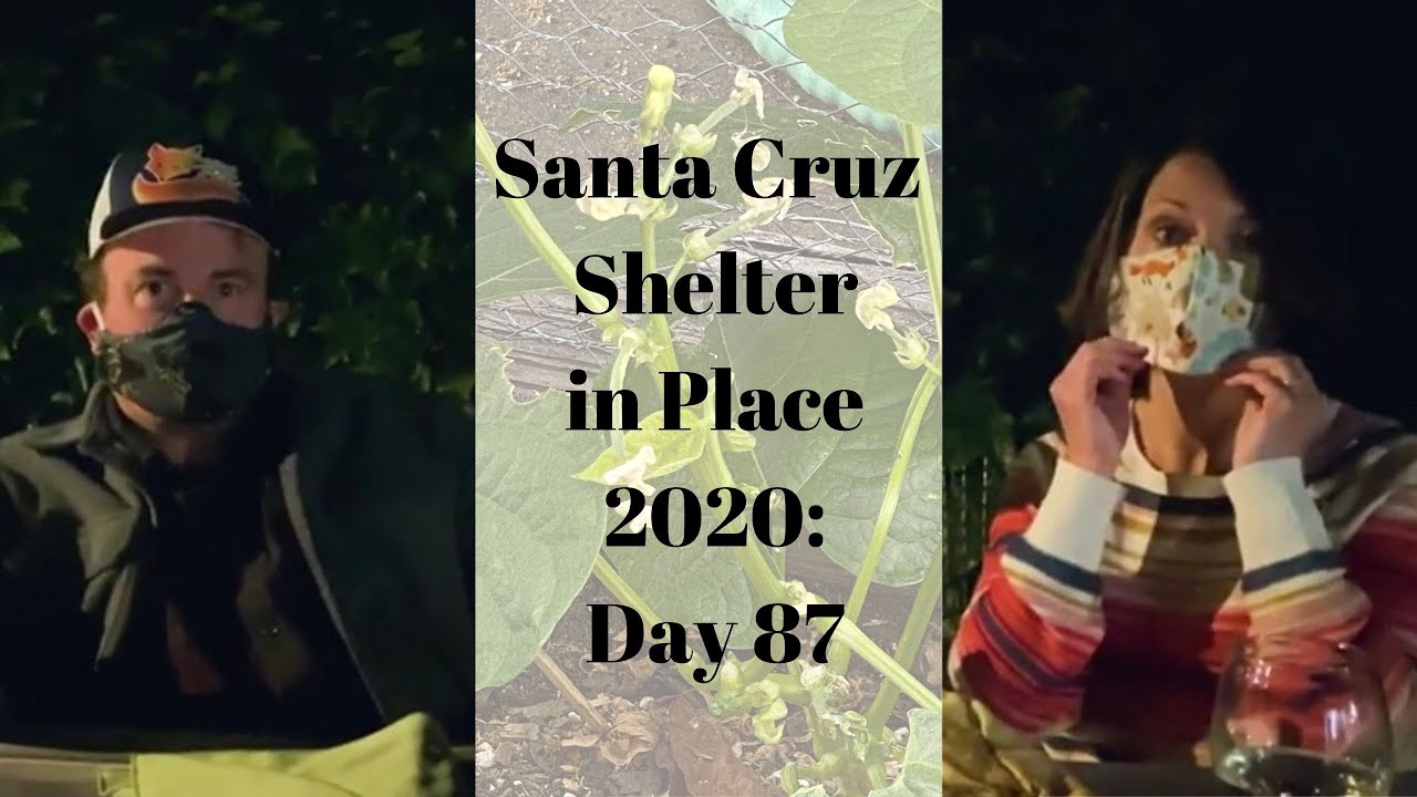 Santa Cruz Shelter in Place 2020: Day 87