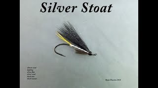 TYING THE SILVER STOAT WITH RYAN HOUSTON 2018