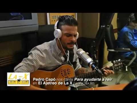 Pedro Capó nos canta