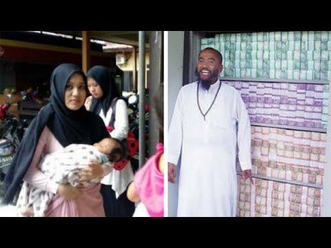 Istri Syekh Puji yang Dulu Dinikahi saat Usia 12 Tahun Kini Makin Cantik dan Keibuan