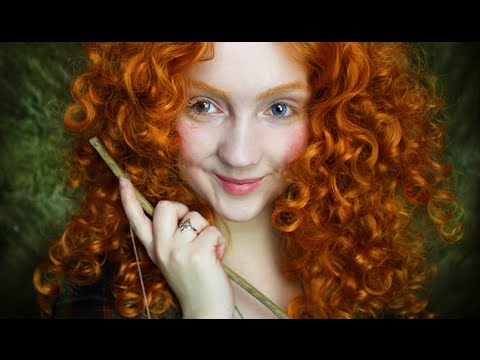 Real Life Disney: Merida