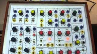 The MFOS Synth-DIY Experimenter PC Board