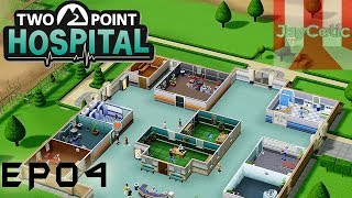 Two Point Hospital - EP04 - Lower Bullocks - Level 7 and Two star