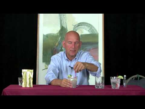 Video: Palcohol Inventor Demonstrates His Powdered Booze