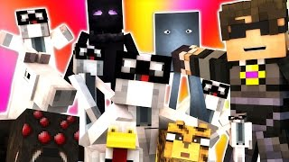Minecraft Mod Showcase Roleplay - MORE PLAYER MODELS! (Custom Roleplay)