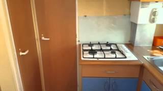 Camping la chicanette*** en camargue: mobil home 4personnes