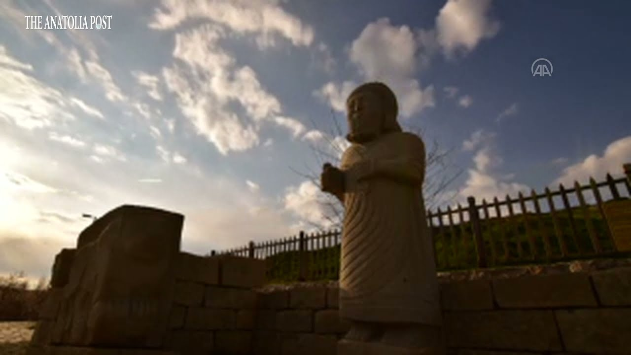 Ani Örenyeri'ndeki kazılarda Selçuklu kümbeti ve mezarlığı bulundu/THE ANATOLIA POST