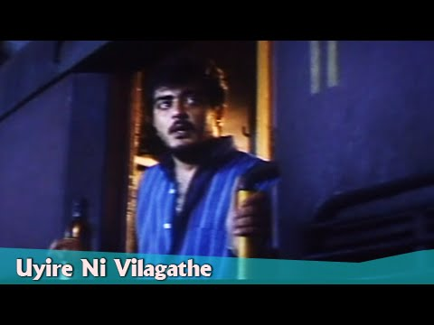 Uyire Ni Vilagathe Ajithkumar, Meena, Malavika Deva Hits Aanandha Poongatre Tamil Song