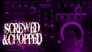 B.G. - Playin It Raw (Chopped-N-Screwed)