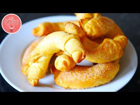 Рецепт Baked Piroshki Recipe | Latvian Recipes | Сладкие Пирожки без регистрации