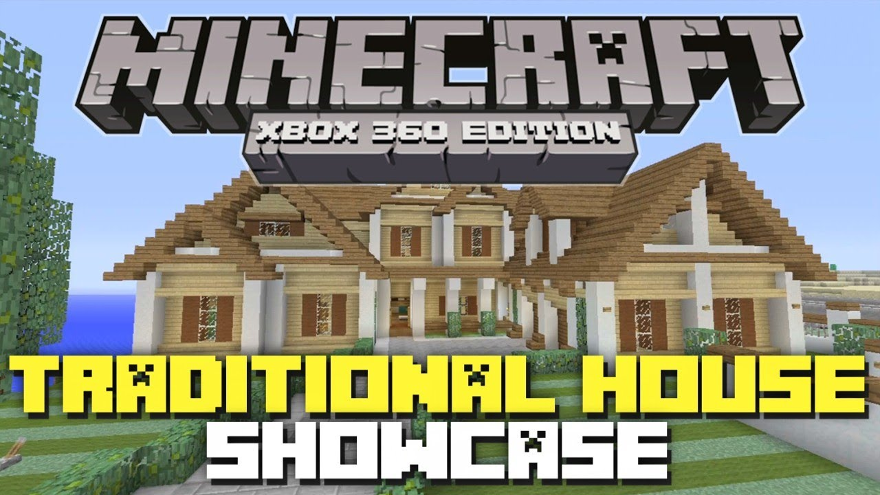 Minecraft Xbox 360: Traditional Beach House! (House Tours ... - photo#27