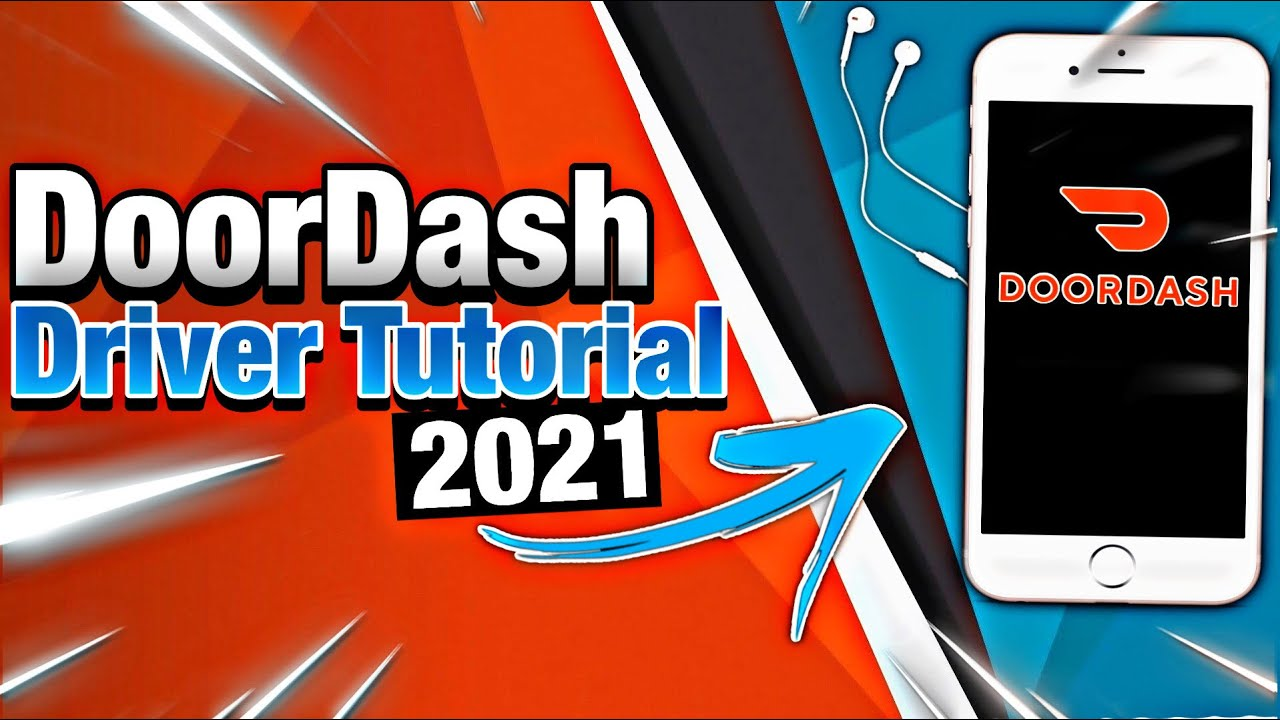 Is Doordash Open On Christmas 2021 How To Use The Doordash Driver App Guide Tutorial For New Dashers In 2021 Youtube