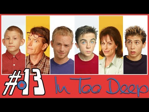 Sum 41 - In Too Deep (Sung By Malcolm in the Middle) #13