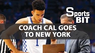 Sports BIT | Coach Cal Goes To New York | Sports Center For Bettors