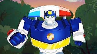 Spellbound   Transformers Rescue Bots   FULL EPISODE   Episode 6   Transformers Kids
