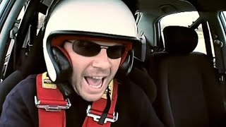 Christian Slater: Police Chase and Top Gear Lap (HQ) - Top Gear - BBC
