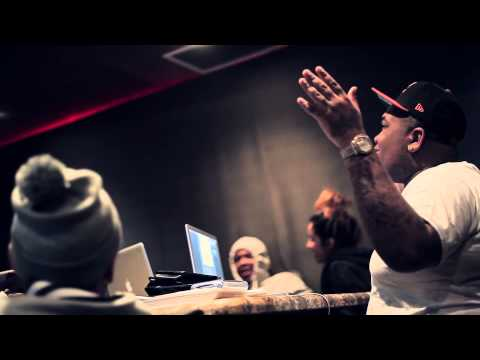 Swavey T.V - Episode 4 : YG ,Tory Lanez & DJ Mustard In The Studio !!!! (Follow @Tlanez)