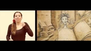Dàmaris Gelabert - EL VINT-I-TRES D'ABRIL en llengua de signes thumbnail