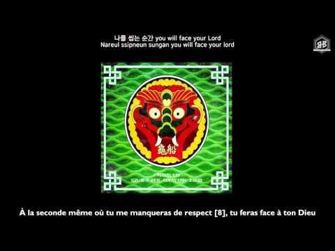 [AUDIO] Hi-Lite x Zico - Turtle Ship Remix (vostfr)